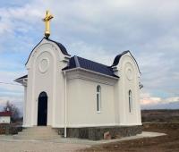 Часовня храмового комплекса в Любимовке