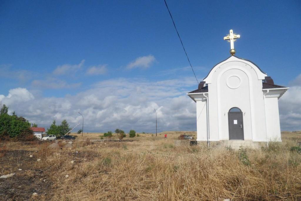 Храм в Любимовке