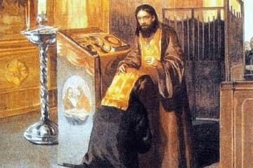 Вопросы к священнику